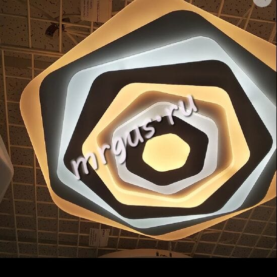 Светодиодная люстра LED - 1202018