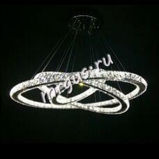 Светодиодная люстра с подвесом LED -0068