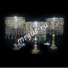Хрустальная Лампа Настольная