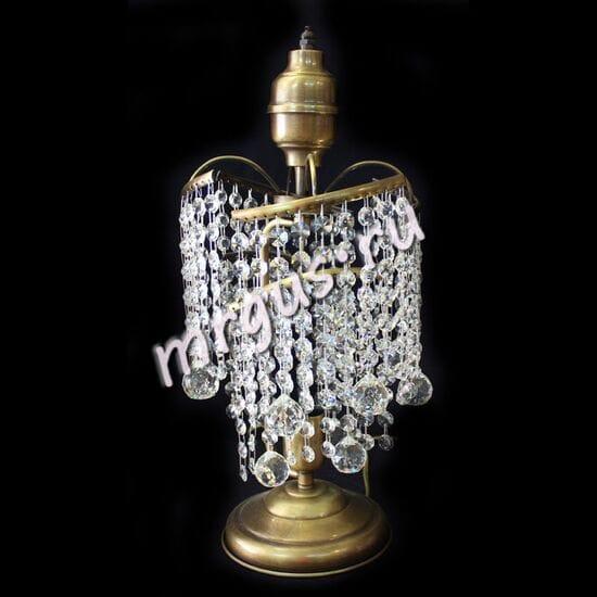 Настольная лампа Виноград Шары (30)