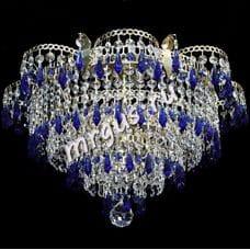 Ромашка Хризантема 3 лампы Цветная