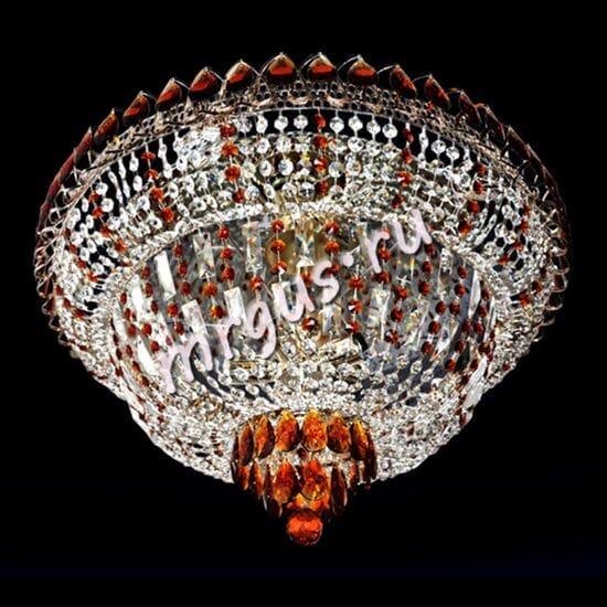Водопад 15-17-36 ламп Цветной Журавлик
