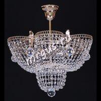 Тюльпан 1-3 -5 ламп с подвесом