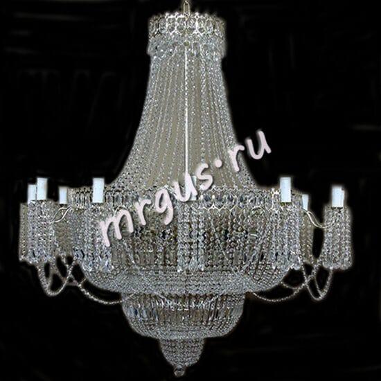 Водопад Свеча 36 ламп с подвесом