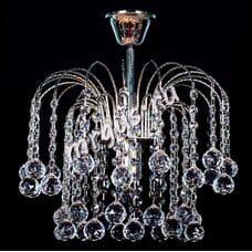 Каскад 1 лампа Шар(30) -0001