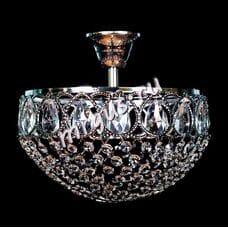 Капель 1 лампа подвес -0011