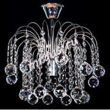 Каскад 1 лампа Шар(40) -0001