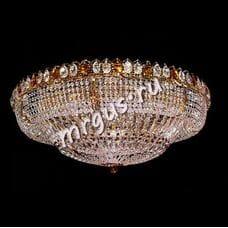 Кольцо Купол 6- 8-10 ламп Цветное