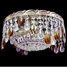 Анжелика 3 лампы Журавлик Цветной