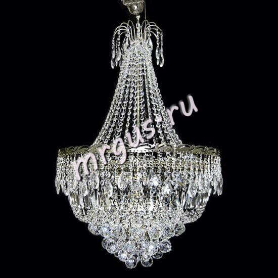 Султан Высокий 5 ламп Шары