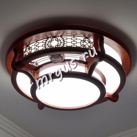 Светодиодная потолочная люстра LED - 00102