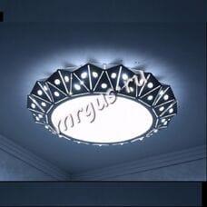 Светодиодная люстра в интерьере LED - 0011