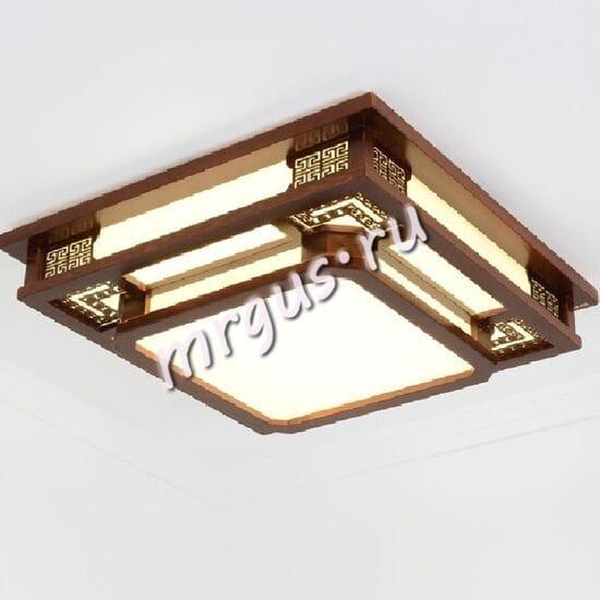 Светодиодная люстра LED - 0083