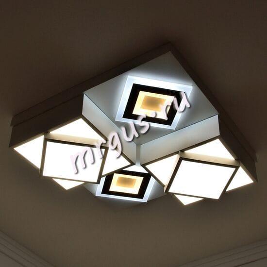Светодиодная люстра LED - 00111