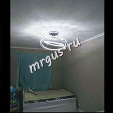 Светодиодная люстра в интерьере LED-0084